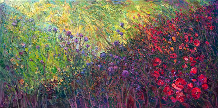 Field of Blooms - Erin Hanson