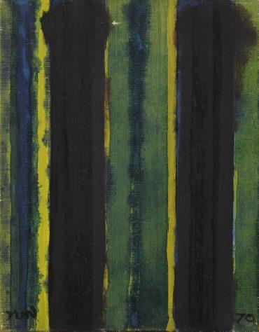 Untitled, 1970 - Yun Hyong–keun