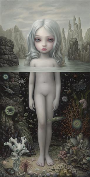 Aurora (#114), 2015 - Mark Ryden