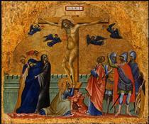The Crucifixion - Паоло Венециано
