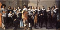 Magere Compagnie - Pieter Codde
