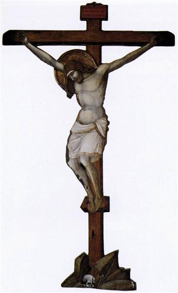 Shaped Cross, 1325 - Pietro Lorenzetti