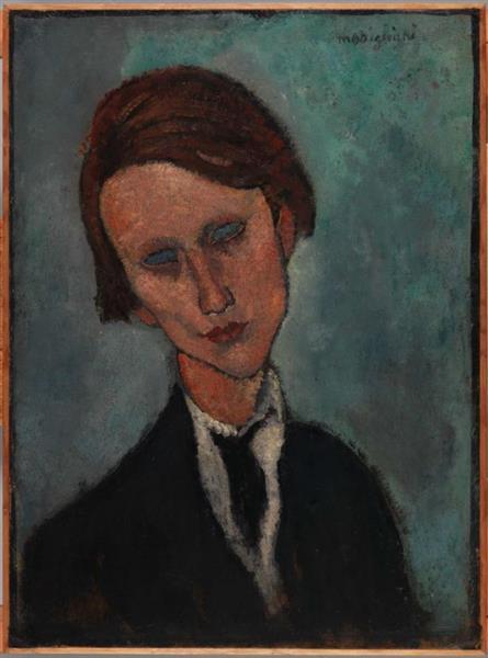 Pierre Edouard Baranowski, 1918 - Amedeo Modigliani