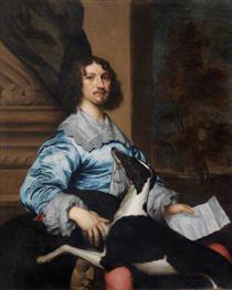 Portrait of Richard Fanshawe - William Dobson