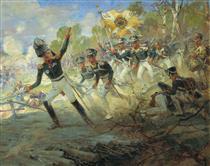 Courage of General Raevsky - Mykola Samokysh