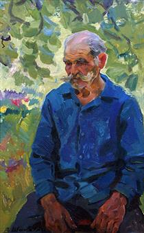 Grandpa Martyn - Viktor Shatalin