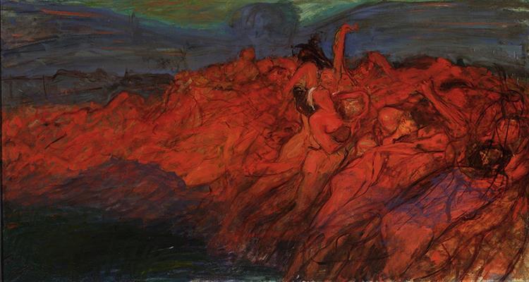 Obsession, 1899 - 1900 - Wojciech Weiss