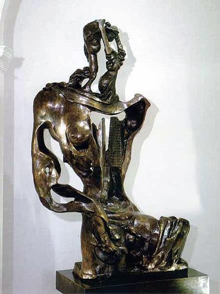 Melancholy, 1956 - Yervand Kochar