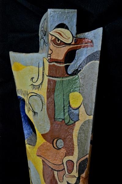 PAINTING IN SPACE, 1929 - Ervand Kotchar