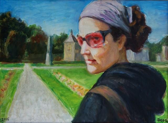 Pink Glasses - Dora Boneva
