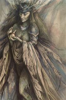 Faerie Gift - Brian Froud