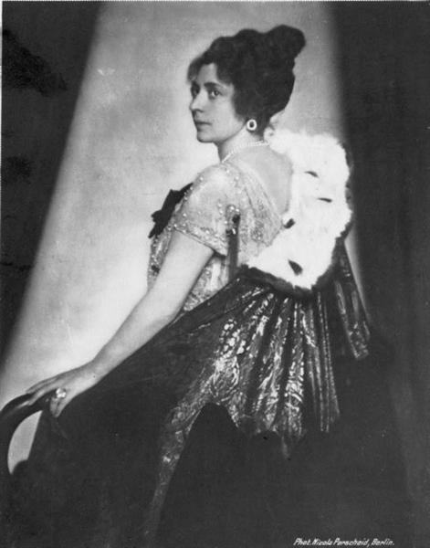Fritzi Massary, 1920 - Nicola Perscheid