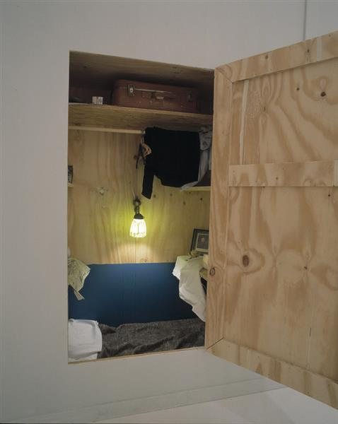In the Closet - Ilya Kabakov