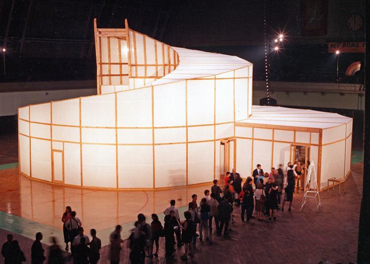 The Palace of Projects - Ilya Kabakov