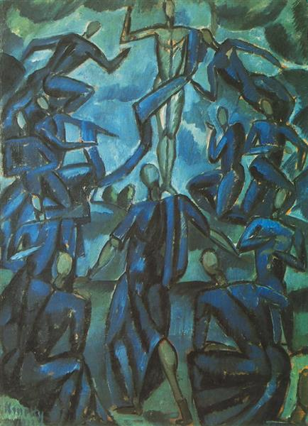 Ascension, 1913 - János Kmetty