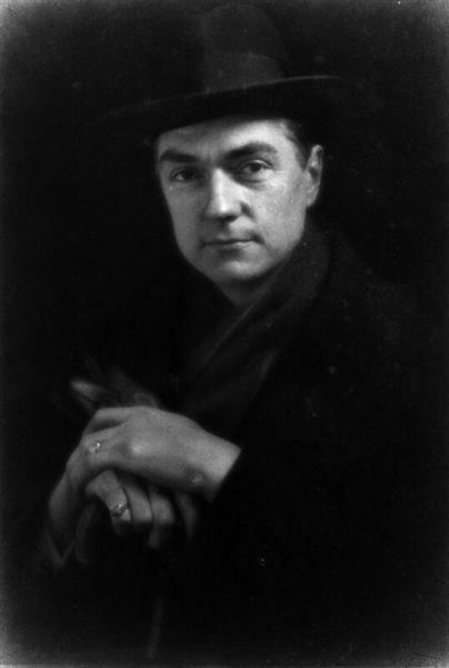 John Drinkwater, c.1920 - Alice Boughton
