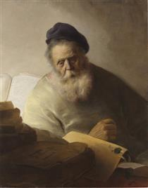 A Philosopher - Jan Lievens
