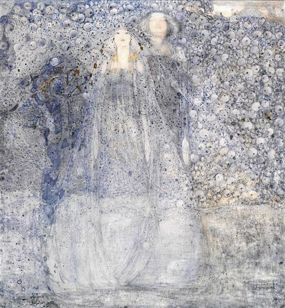 The Silver Apples of the Moon - Margaret Macdonald