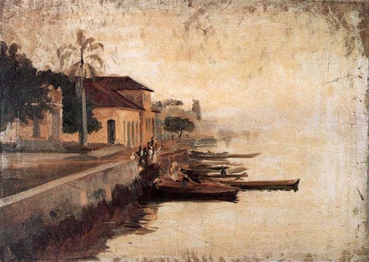 Port of Paranaguá - Alfredo Andersen