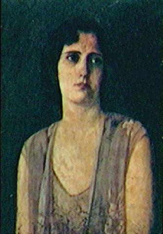 Retrato de uma Dama - Alfredo Andersen