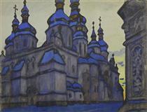Морозный вечер (София киевская) - Yuriy Khymych