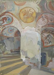 София Киевская. Интерьер северной башни - Yuriy Khymych