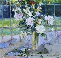 Цветы на балконе - Шишко Сергей