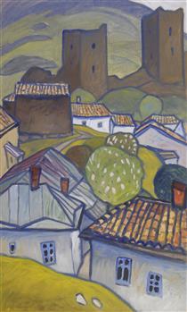 Будинки і вежі - Yuriy Khymych
