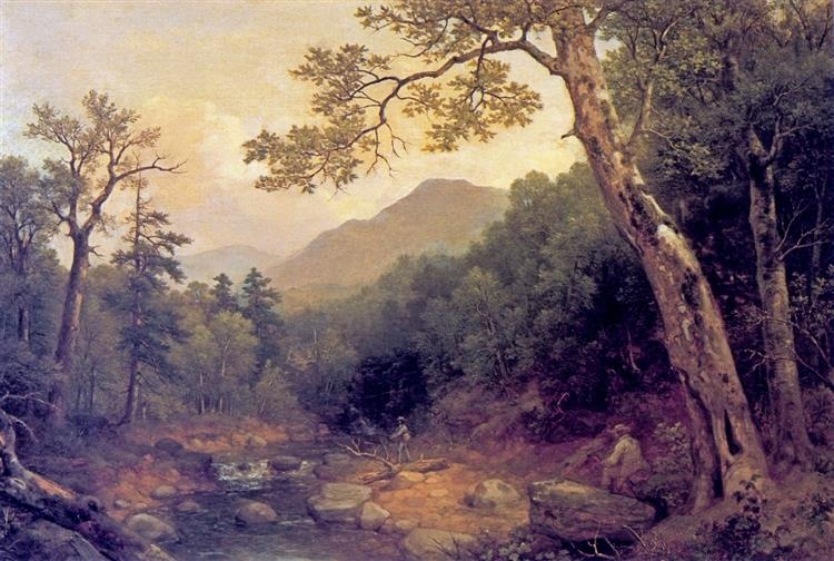 the Sketcher - Asher Brown Durand