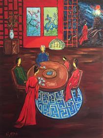 Семья в Китае - Gala Mell