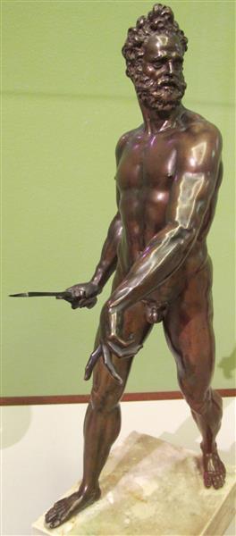Da Un Modello - Juan de Bolonia