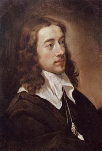 Portrait of the Painter Louis Testelin - Charles Le Brun