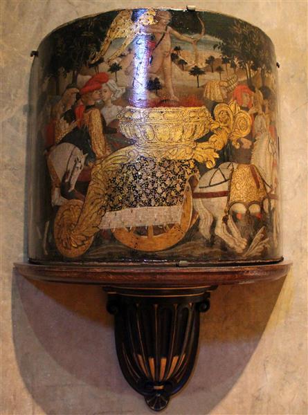 Trionfo dell'amore, c.1450 - Lo Scheggia