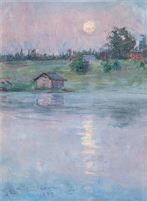 Summer Night - Elin Danielson-Gambogi