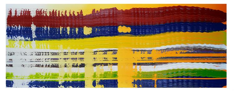 Mist, 2013 - Charles Gibbons