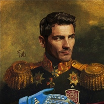 Iker Casillas - Fabrizio Birimbelli (Pupazarro)