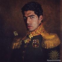 Luis Suárez - Fabrizio Birimbelli (Pupazarro)