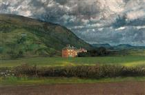 Stormy Morning, Mid Wales - Richard Eurich