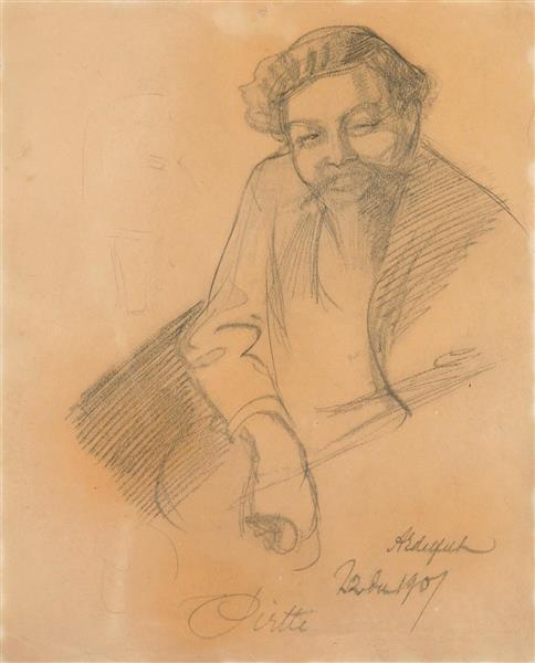 Pirtti, 1901 - Albert Edelfelt