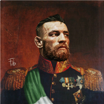 Conor McGregor - Fabrizio Birimbelli (Pupazarro)