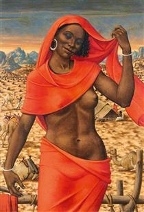 Nubian - Werner Peiner