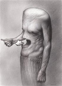Hunger - Agim Sulaj