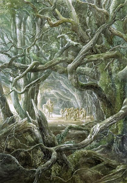 Gandalf - Алан Лі