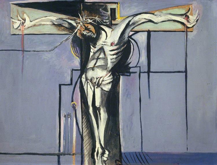 Crucifixion, 1946 - Graham Sutherland