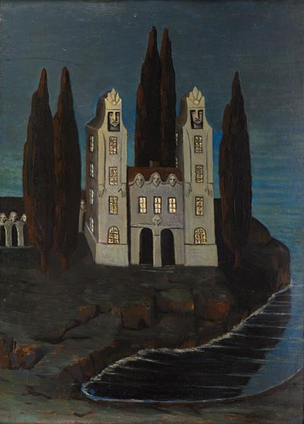 Bay, 1924 - Boleslas Biegas