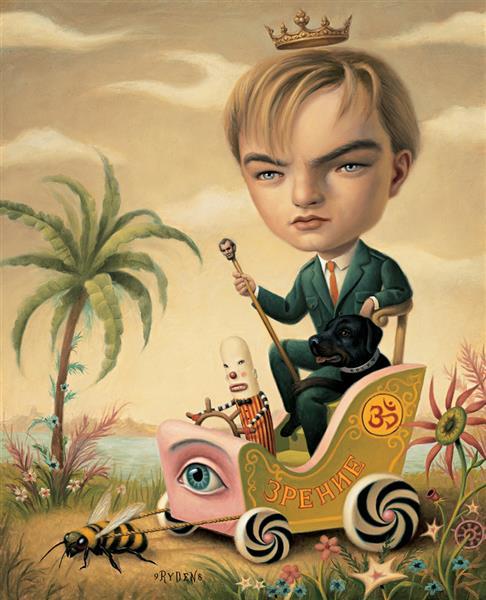 Leonardo DiCaprio, 1998 - Марк Райден