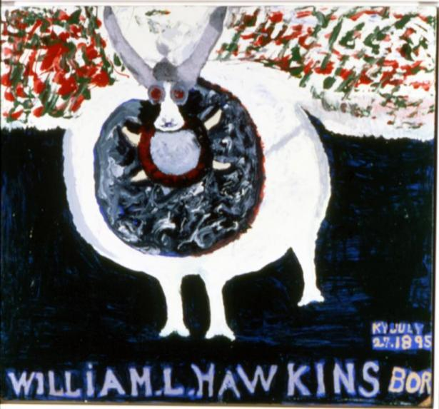 Jacob's Ram, 1986 - William Hawkins