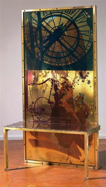 Borealis Shares I, 1990 - Robert Rauschenberg
