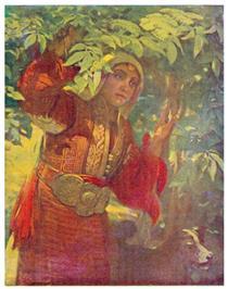 Bulgarian Woman from Smilevo - Ivan Mrkvička