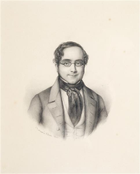Ramón Mesonero Romanos, 1842 - Rosario Weiss Zorrilla